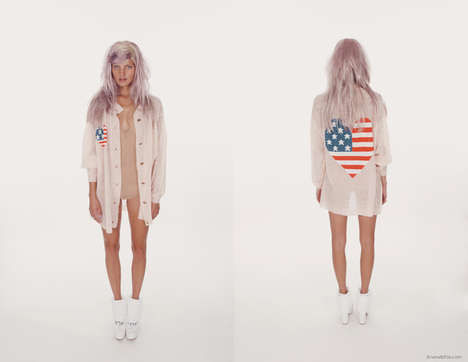 wildfox white label spring 2012