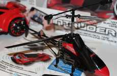 Soaring Spy Toys - The Wi-Spi is Debuted at CES 2012 as the Spyware of the Future