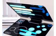 100 Tech-Tastic Touchscreen Finds - From Interactive Menus to Tactile Tablets Debuted at CES 2012