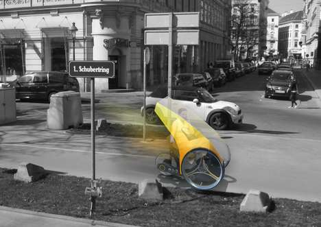 Revised EV Concepts - Pedaling the Kinesis Vehicle Will Store Energy in Its Battery
