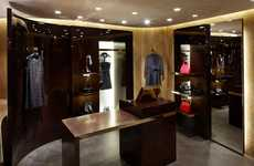 Exquisite Couture Temp Stores - Louis Vuitton Pop-Up Shop Opens for Cannes Film Festival