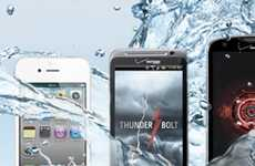 Waterproof Phone Coatings