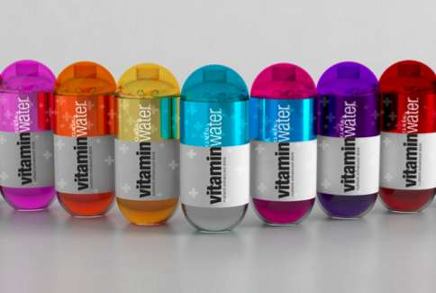 Gel Pill Drink Packaging