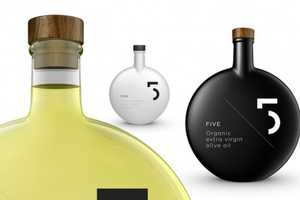 5 Olive Oil Packaging Exudes the Perfection of its Contents