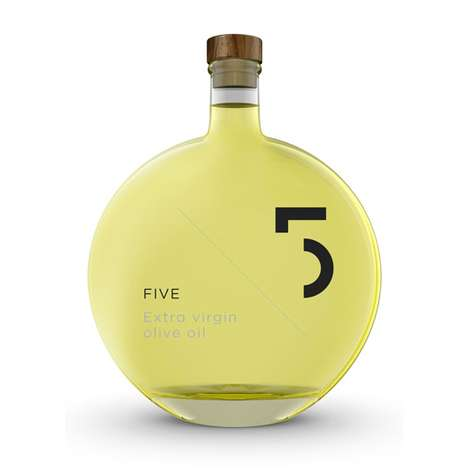5 Olive Oil Packaging