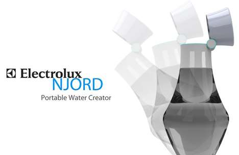 NJORD Portable Water Creator