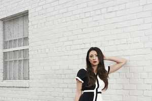 The Jen Brill for Vogue Brazil Photo Shoot is Edgy and Chic