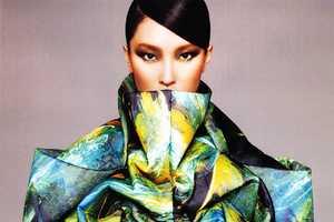 The Du Juan Vogue China Fashion Editorial is Beautifully Wild