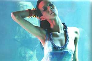 The Lais Ribeiro Vogue Brazil Photo Shoot is Underwater Chic