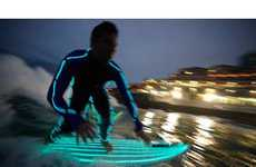 From Light Sabers to Illuminated Surfboards