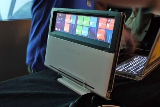 Transparent Touchpad Laptops
