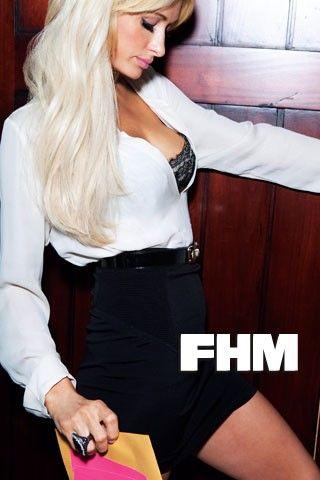 Paris Hilton for FHM 4