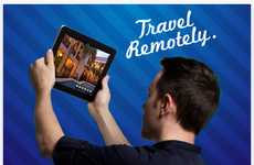 Panoramic Photo Tour Apps - TourWrist Offers an Interactive Virtual Tour of Places Around the World