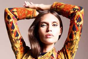 The Bianca Balti Vogue Mexico Photo Shoot is 70s Chic