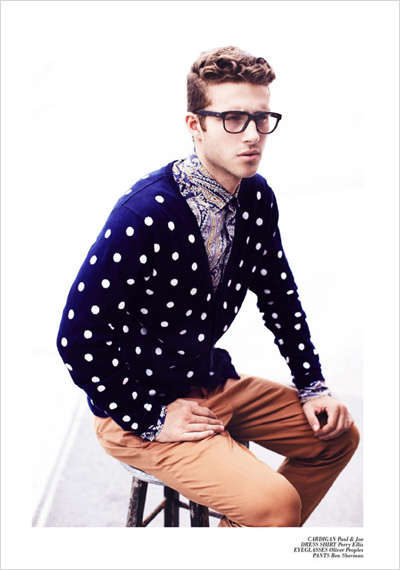 Geek Chic Menswear