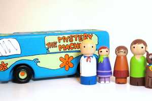 Pegged Sells Wooden Toys in the Likeness of Famous Cartoons