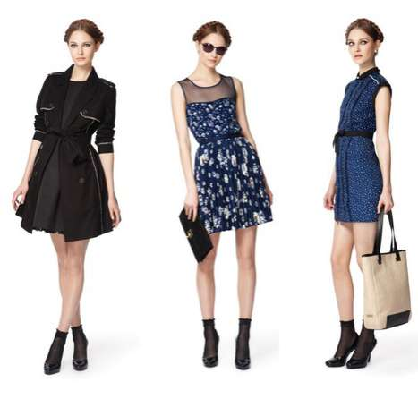 jason wu for target lookbook