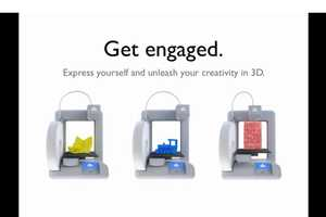 'Cube' by Cubify is Unveiled at Ces 2012 as Consumer-Based Printer