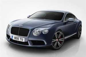 The Bentley Continental GT V8 Debuts at NAIAS 2012