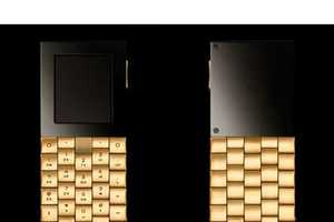 80 Luxury Mobiles - The CES 2012 Covers a Variety of Innovative Phones