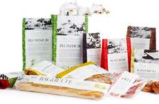 Artisan Food Packaging - Axfood Products Sport Wrappers Featuring Traditional Baking Methods