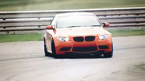 bmw ultimate driving machine