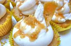Corn Chip Cakes - These Frito Caramel Cupcakes are the Ideal Salty Sweet Treat