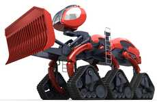 The Marauder Dozer is Inspired by the African Marauder Ant