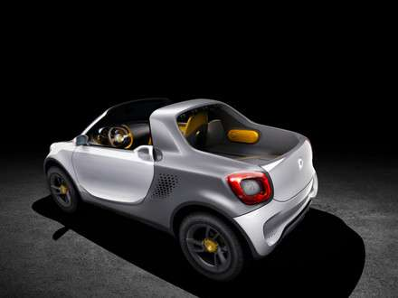 Smart For-Us Concept Pickup