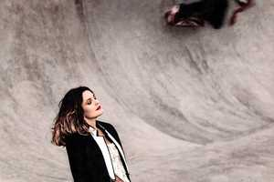 The Drew Barrymore InStyle Photo Shoot is Fun Yet Sophisticated