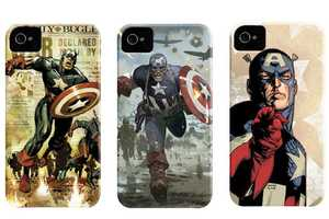 Case-Mate Marvel Cases Dress Smartphones up for Justice
