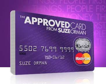 the approved card
