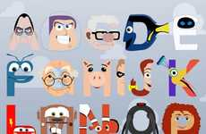 Animated Pop Culture Alphabets
