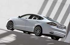 Downsized Engine Autos - The Ford Fusion 2013 Takes NAIAS 2012 by Storm