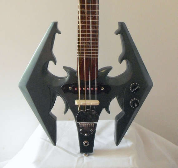 Musical Gamer Guitars