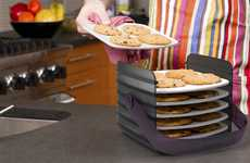 Clever Biscuit Bakers - Cookie Keeper Serves Up a Convenient Way to Make, Store and Transport Treats