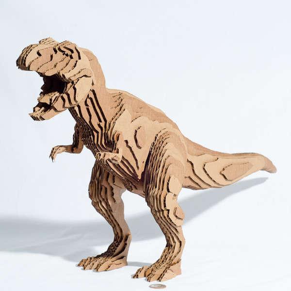DIY Dinosaur Designs