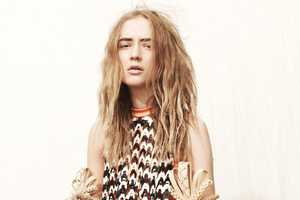 The Dempsey Stewart b Magazine Editorial Features Carefree Style