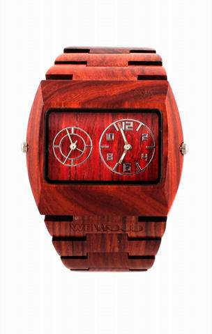 Eco-Luxury Timepieces