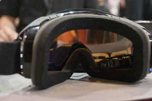 Recon MOD Live Goggles Pair with Android at CES 2012