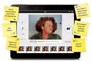 The NFB Pixstop App for iPad 2 Lets You Create Stop-Motion Films