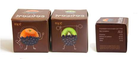 Trozitos Packaging