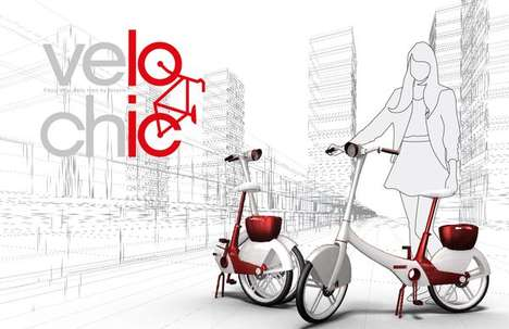 Velo Chic by Guo-Shiung Hung