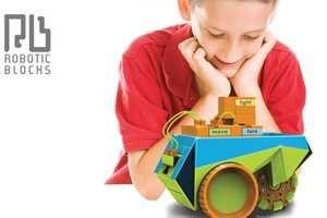 Robotic Blocks Teach Kids to Problem Solve in Fun Ways