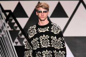 The Addict Fall/Winter 2012 Runway Showcases Bold Prints