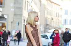 Posh City Pictorials - The LUISAVIAROMA 'Firenze4ever' Shoot is a Stylish Fashion Story