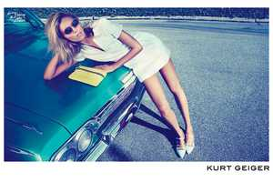 The Kurt Geiger SS12 Campaign Mixes Informal and Fashionable Looks