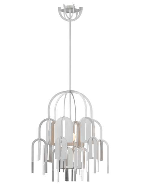 Rhizome Suspension Lamp
