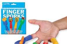 Fingertip Puppet Cutlery