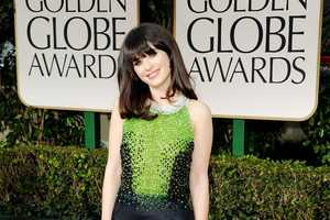 The 2012 Golden Globes Red Carpet was Packed with Jewel-Toned Style